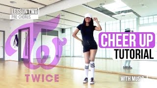[Mirrored] TWICE (트와이스) - CHEER UP | FULL Dance Tutorial
