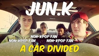 "Jun.K - No Shadow MV Reaction (Non-Kpop Fan) ""A Car Divided"""