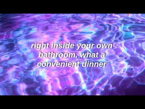 NSP «» eating food in the shower lyrics