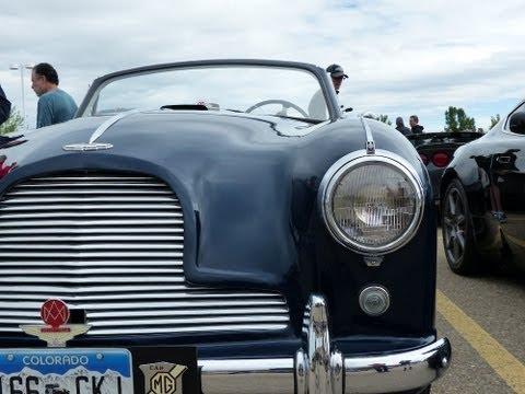 Classics Revealed: 1955 Aston Martin DB2/4 Drop Head Coupe