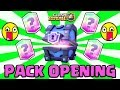 Pack opening EPIQUEEE   Clash Royale   Super magical chest