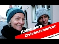 Rothenburg o.b.Tauber/Germany, Christmas Market ~VLOG~ Interracial Lesbian Couple