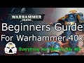 Intro/Beginners Guide for Warhammer 40k - **Everything you need to start playing Warhammer 40k**