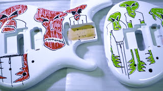 joe satriani ibanez guitars the js art project 2016