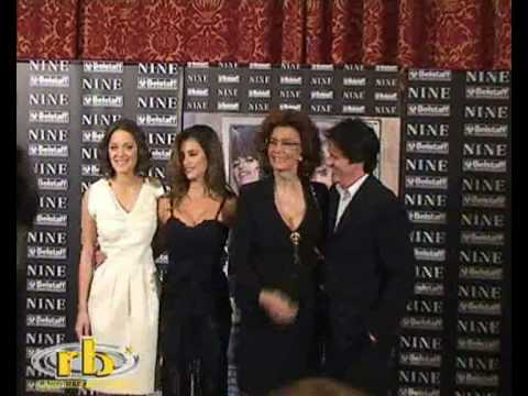 Photocall del film NINE regia Rob Marshall - WWW.RBCASTING.COM
