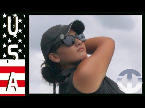 12-year-old Golf prodigy Latanna Stone | Trans World Sport