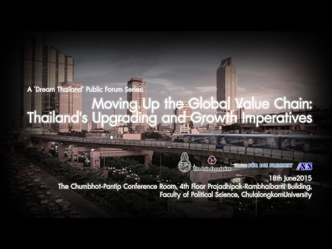 Thailand's Upgrading and Growth Imperatives 1/3