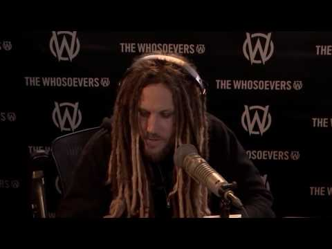 "Live With Ryan Ries - Brian ""Head"" Welch part 1/ KoRn Guitarist"