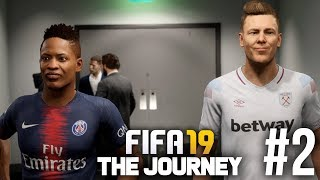 FIFA 19 The Journey Gameplay Walkthrough Part 2 - ALEX HUNTER Vs DANNY WILLIAMS (Full Game)
