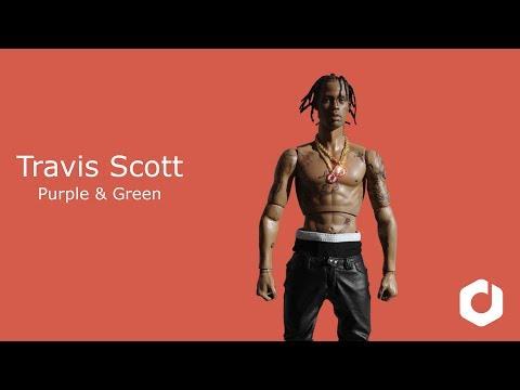 Travis Scott - Purple & Green Lyrics