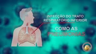Febre, tosse e dificuldade são os sintomas conhecidos até o momento