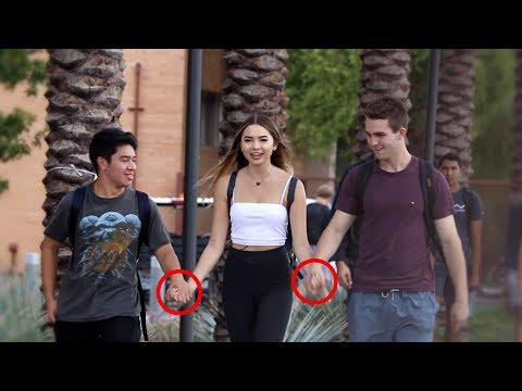 Holding Hands With Strangers 2