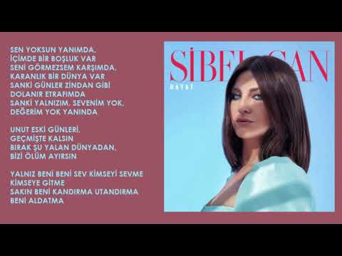 Sibel Can - Yalnız Beni Sev (Orijinal Karaoke)