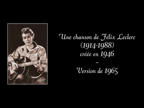 ELLE N'EST PAS JOLIE – version de 1965 – avec paroles