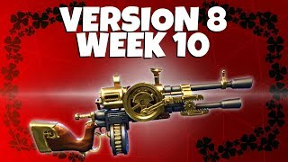 Weekly Reset : Steampunk Duet Level 130 - Fortnite Save The World