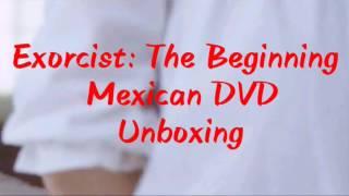 Exorcista: El Comienzo - Exorcist: The Beginning (MX DVD) (Limited Edition: Cine De Terror Unboxing)