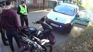 POLICIJA APTUR | 70cc aerox, Aprilia RX 50, Yamaha Aerox, Aprilia SR50