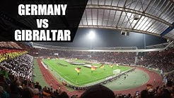 Germany vs Gibraltar European Qualifier - A German Life #7 - Deutschland gegen Gibraltar