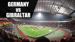 Germany vs Gibraltar European Qualifier - A German Life #7 - Deutschland gegen Gibraltar