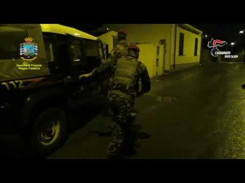 Catturato in un casolare a Mongiana il latitante Bellocco. Indagini in corso dei carabinieri