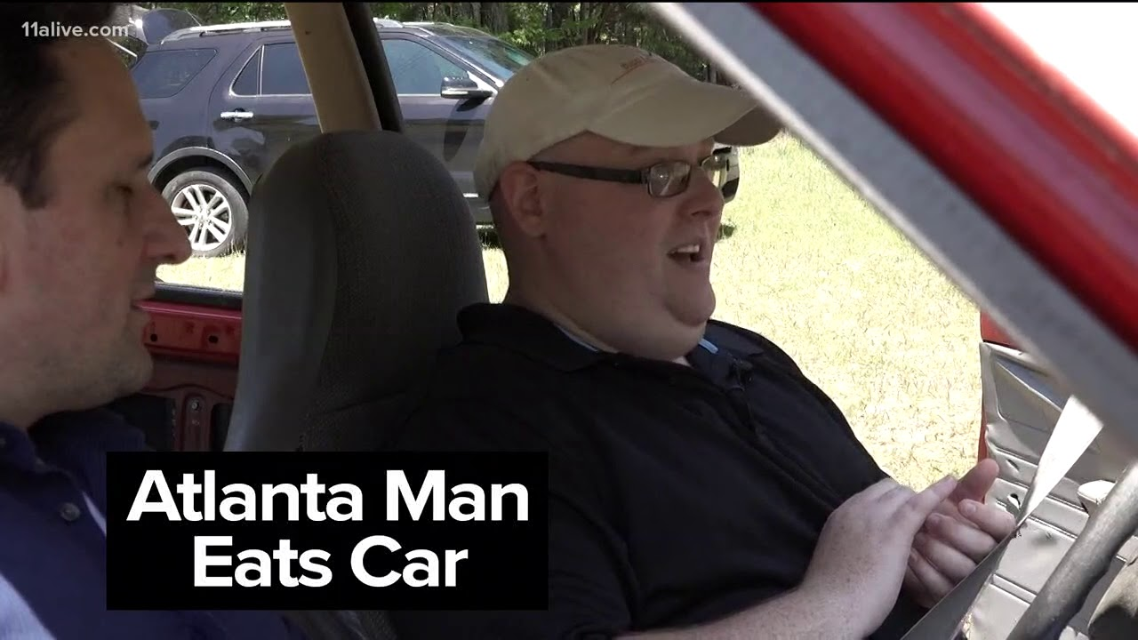 The Man Who Ate His Car