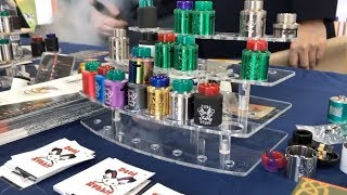 Vapevent Brooklyn Vape Expo 2018 | Mike Vapes, Heathen, TVC, Ambitionz Vaper & More!