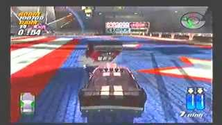 Destruction Derby Arenas PS2 Gameplay part 4