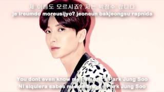 Super Junior T - Love At First Sight (Sub esp + eng + han + rom)