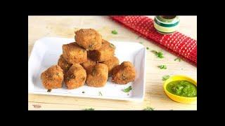 Rava Cutlets | वेज सूजी कटलेट्स | Sooji Cutlet Recipe In Hindi