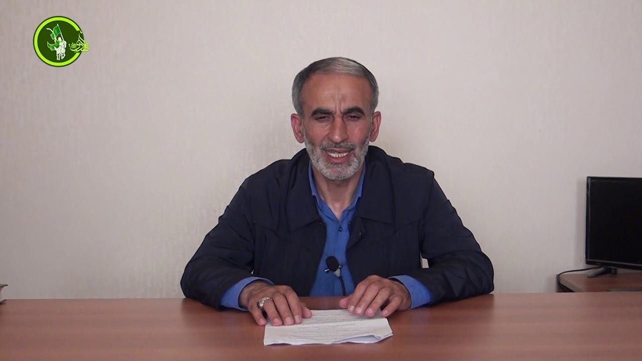 Ustad Hacı Əhliman Cümə moizəsi 12062020