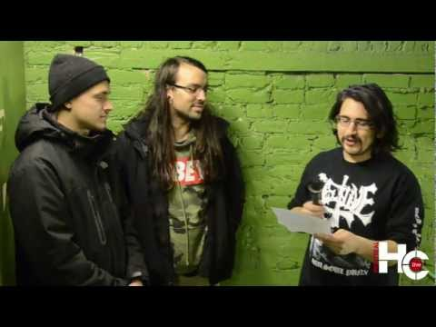 TEXAS IN JULY INTERVIEW, at Club soda, 08-02-2013 Montreal