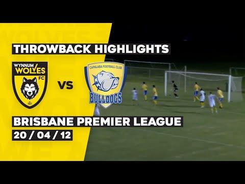 Capalaba Bulldogs vs Wolves FC - 20/04/2012