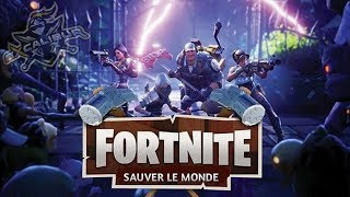 [🔴LIVE FORTNITE 🇫🇷] SAVE THE WORLD POWER 108!!!!