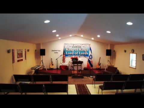 SHERRY MORRIS At Trinity Christan Church,,Singing her