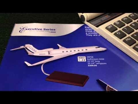 Page Turning Airplane Catalog - ASMR