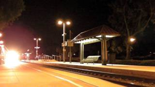 Trains After Dark: Horn Shows, Amtrak & Union Pacific!