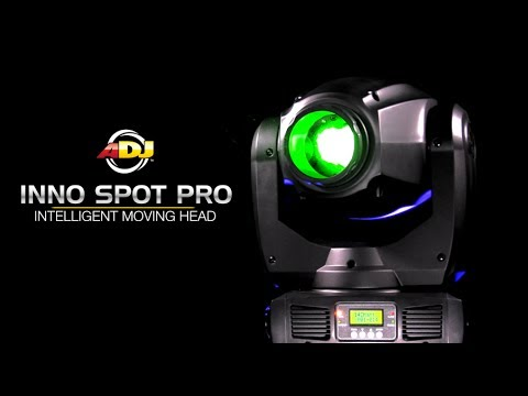LDI 2013 Sneak Peek: ADJ Inno Spot Pro