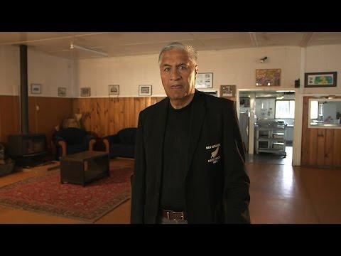Waka Huia 2015 Jim Maniapoto the Māori All Black from Tūwharetoa