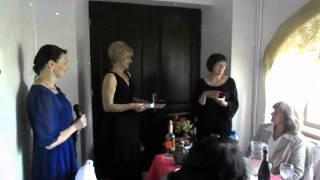 Тамада в Витебске Ирина - проведение юбилея в ресторане Задвинье