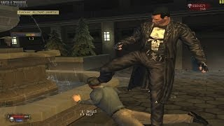 The Punisher (PC) - Mission #4 - Central Zoo