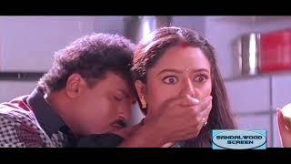 Naanu Nanna Hendthiru ¦¦ Romantic Comedy Scenes ¦¦ Ravichandran,