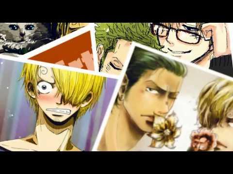 ZoSan [Zoro x Sanji] {One Piece} AMV's