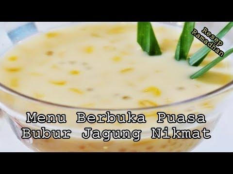 menu-berbuka-puasa-bubur-jagung-nikmat
