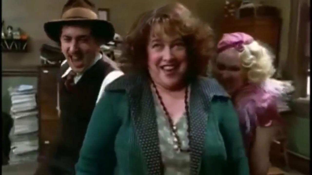 kathy bates in annie 1999 scenes part 2 youtube