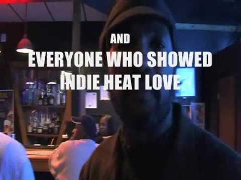 Alternate Indie Heat Video Magazine Credits with Comedian Dennis Clark