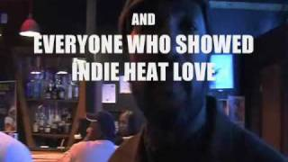 Alternate Indie Heat Video Magazine Credits with Comedian Dennis Clark
