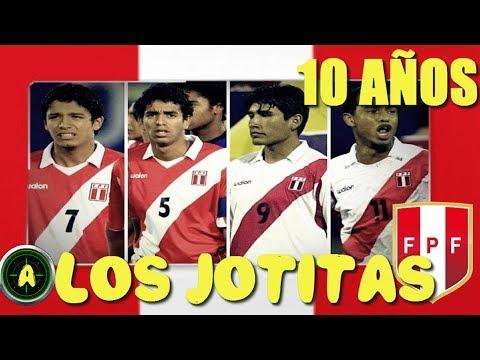 PERU U17►What Happened With LOS JOTITAS