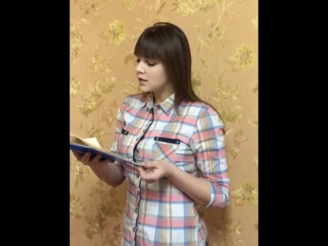 Изображение предпросмотра прочтения – ОльгаВикулина читает произведение «Твое лицо мне так знакомо» А.А.Блока
