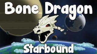 Bone Dragon - Starbound Guide , Third Boss - Gullofdoom - Guide/Tutorial - BETA
