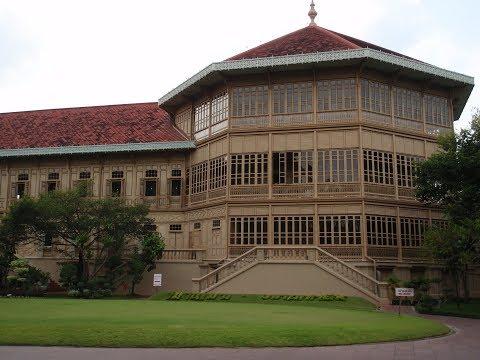 VIMANMEK MANSION-ROYAL TEAK WOOD PALACE